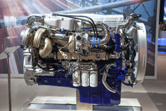 Nowy VOLVO silnika diesla D16 euro 6 Obrazy Stock