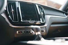 Nowy 2018 Volvo XC60 samochód Zdjęcie Royalty Free