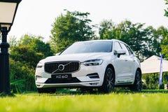 Nowy 2018 Volvo XC60 samochód Obraz Royalty Free