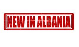 Nowy w Albania Fotografia Royalty Free