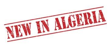 Nowy w Algeria znaczku ilustracja wektor