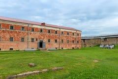 Nowy więzienie Fotografia Royalty Free