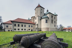 Free Nowy Wisnicz Castle In Poland Royalty Free Stock Photography - 75552337