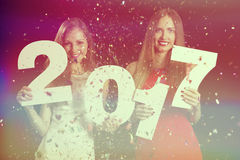 Nowy year& x27; s wigilia Zdjęcie Royalty Free