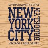 Nowy York Brooklyn Fotografia Stock