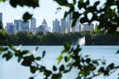 nowy York części miasta Obraz Royalty Free
