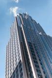 nowy York drapacz chmur Zdjęcie Royalty Free
