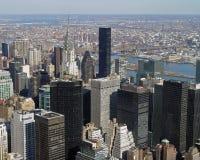 nowy York drapacze chmur zdjęcia stock