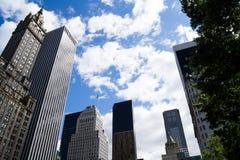 nowy York drapacze chmur Fotografia Stock