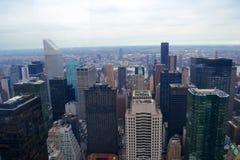 nowy York drapacze chmur Obraz Stock