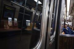 nowy York metro city Zdjęcia Stock