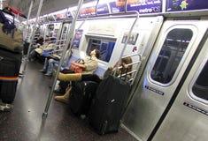 nowy York metro city Obrazy Stock