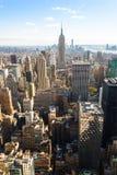 Nowy York miasto, usa Fotografia Royalty Free