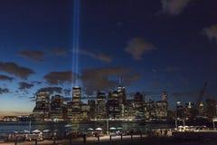 Nowy York miasto, 11 2015 Wrzesień: fasada nowy York zapasu excha Zdjęcia Stock