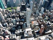 nowy York na dach Zdjęcie Stock