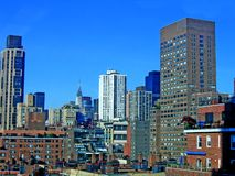 nowy York na manhattanie Zdjęcie Royalty Free