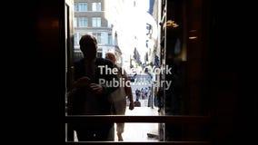 nowy York publicznej biblioteki Obrazy Royalty Free
