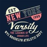 Nowy York uniwerek Brooklyn sportowy Zdjęcia Stock
