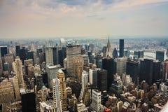 nowy York widok Obraz Stock