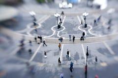 nowy York widok unijnego kwadratowe obrazy royalty free