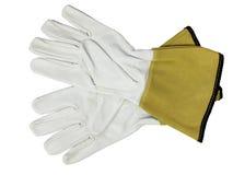 Nowych prac rękawiczki Fotografia Royalty Free