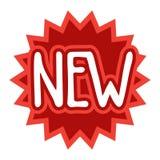 Nowych zakupów majcherów ceny rabata sprzedaży Najlepszy pojęcie Obraz Royalty Free
