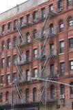 nowym Jorku budynku Zdjęcia Royalty Free