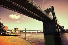 nowym Jorku most obrazy royalty free