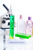 Noxious Additives In Cosmetics Stock Photos