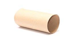 noyaux de tissu avec le fond blanc d'isolement Photo libre de droits
