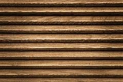 Noyez la texture en bois avec les modèles naturels des conseils dans un hori photographie stock libre de droits