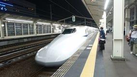 nozomi exprès japonais photo stock