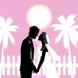 nozze della carta immagine stock