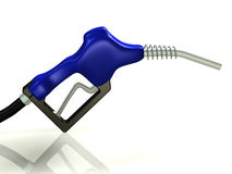 Nozzle 3d Royalty Free Stock Images