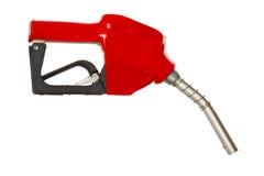 Nozzle. Fuel nozzle isolated on white background Stock Photo