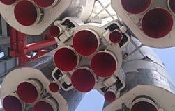 Nozzle rakietowi silniki Zdjęcie Stock
