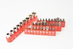 Nozzles Stock Image