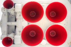 Nozzles rymdskeppet Vostok Fotografering för Bildbyråer