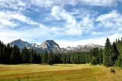 NP杜米托尔国家公园 免版税库存照片