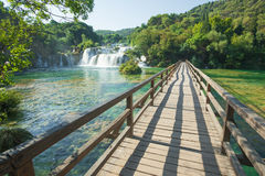 NP Krka Stock Photography