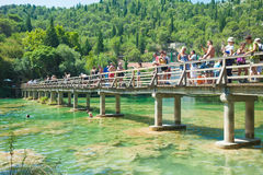 NP Krka, Croatia Stock Photo
