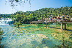 NP Krka, Croatia Stock Images