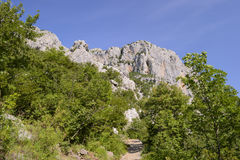 Paklenica National Park Stock Photography