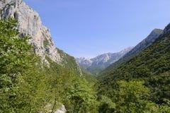 Paklenica National Park Royalty Free Stock Photo
