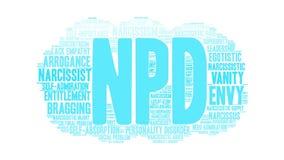 NPD-Wort-Wolke