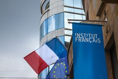 Logo of the French Institute