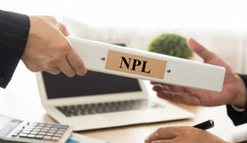 Npl Royalty Free Stock Photography