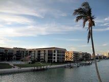 Nples Florida Lifestyle. Original photo of a bay view in Naples Florida Royalty Free Stock Photos