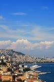 Nápoles, Italia Foto de archivo libre de regalías