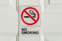 Nr dat - rookt Stock Foto's